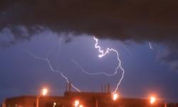 25 juin 2009 Fête et orages