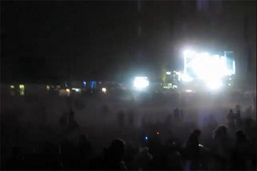 Front de rafales au Festival d'été! (15 juillet 2012)